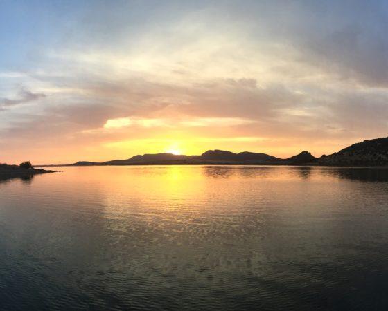 Lac d'Orellana