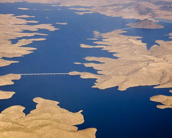peche sur le Lac de la Serena