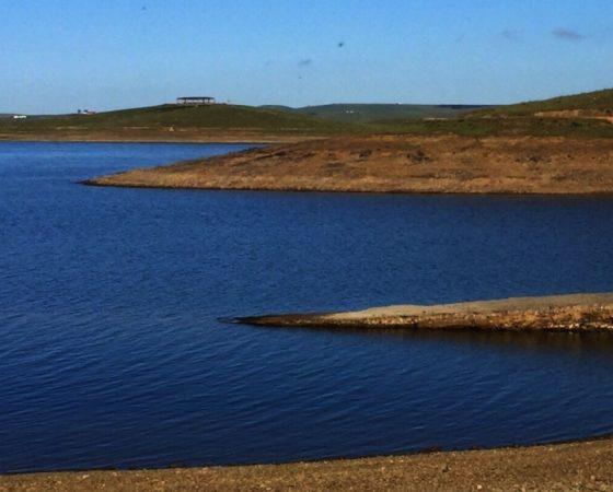 Pêche au grand brochet sur le lac de la Serena